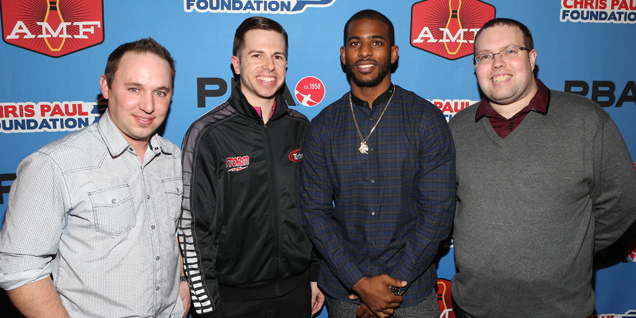 CHRIS PAUL INVITATIONAL TEAMS PBA STARS WITH STARS FROM SPORTS AND ENTERTAINMENT